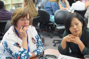 Summer Institute educators